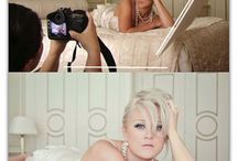 Feminine posing