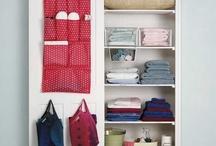 storage ideas / by Karen Nieman