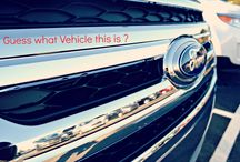 Guess The Vehicle?