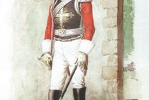 French napoleonic military paintings