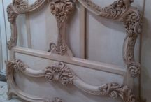 Antique Bed Handcrafted