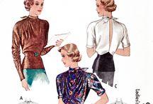 woman shirt 1930