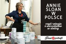 Annie Sloan Chalk Paint - visit in Poland