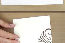 Stamping technique