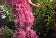 stilt costumes & stilters