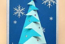 Ideer til julekort