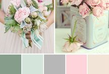Pastel weddings / Pastel wedding inspiration for a day to remember...