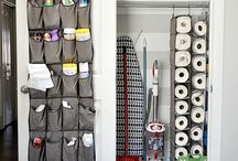 The cleaning closet ideas