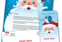Advent Calendars & Santa Letters