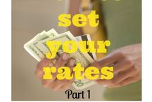 HOW TO SET YOUR RATES