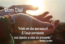bom diaa.....♥ / by Valeria Oliveira