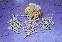 Some Of My Tatting Works