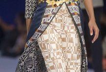 Sun silk fashion show