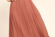 Bridesmaid Dresses | Sunlit Letterpress
