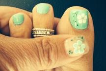 Toes :) / by Cheryl Adams