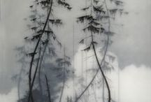 Landscapes drawings