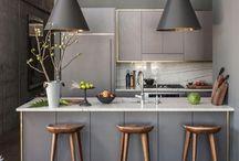 Arquitetura - cozinhas