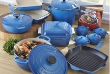 Cookware & Accessories / Pots, pans, gadgets, and utensils used to aid in cooking some health meals. / by Monica Trimuel