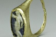 Rings from 1st- 3rd century A.D.
