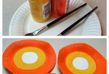 Candy Corn Crafts / by bestforkids