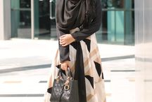 cool muslimah style