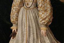 women's portraits 1525-1550
