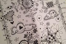 dibujos / doodles