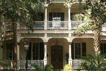 architecture=gotta love a great big porch / by Julie Jones