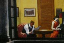 Hopper and Bellows
