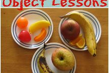 Bible Object Lessons