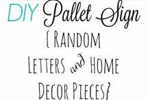 DIY Home Decor / DIY | DIY Home Decor | Home Decor | Home Decor Ideas | Home Decor Vintage | Home Decor Modern | Home Decor Rustic