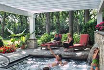 Pools & Patios / by Kenlyn Hughson