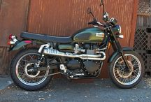 Triumph Motorcycle Parts - Exhausts & Exhausts Systems