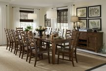 dining room / by Audrey Francis