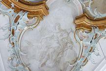 Baroque/rococo/antique