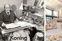 studio's of well known artists