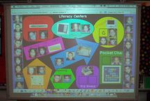 School - Library Centers