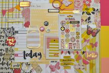 Ain't No Sunshine by Scraptastic Club / Projects created by Scraptastic Club designers using the Ain't No Sunshine kit