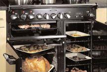 fornuis met ovens