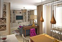 Интерьеры в классическом стиле / Classic interior design