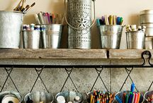 Crafty spaces