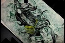 Tetoválás ötletek