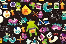 携帯電話の壁紙