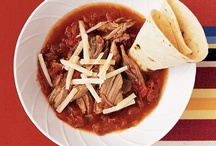 Slow Cooker Recipes / by Kiri