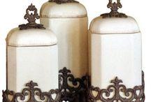 GG Collection & Wrought Iron Decor