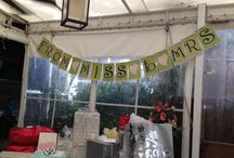 Bridal Shower Ideas / by Kimberly Watson-Wallencheck