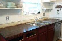 Kitchen remodel / by Abby Hengeveld