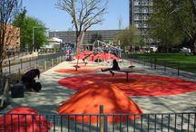 Public spaces / Parks, playgrounds, plein