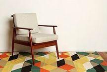 Vloeren, tapijten en karpettten