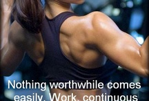 Fitness! / by Gabie Hernandez
